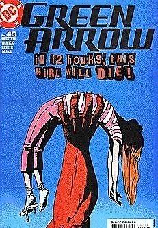 GREEN ARROW #43 (2001) VF/NM