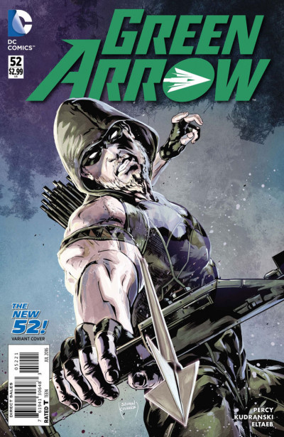 """Green Arrow (2011) #48 49 50 51 52 Annual 1 Complete """"Outbreak"""" VF/NM Set"""