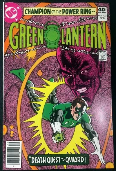 Green Lantern (1960) #125 NM (9.4) Sinestro app