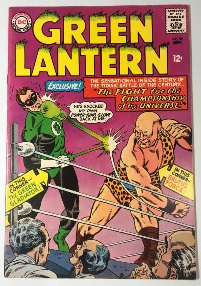 Green Lantern (1960) #39 FN- (5.5)