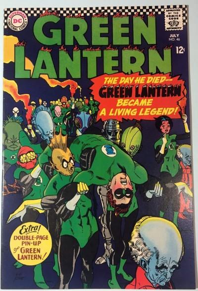 Green Lantern (1960) #46 VF (8.0)