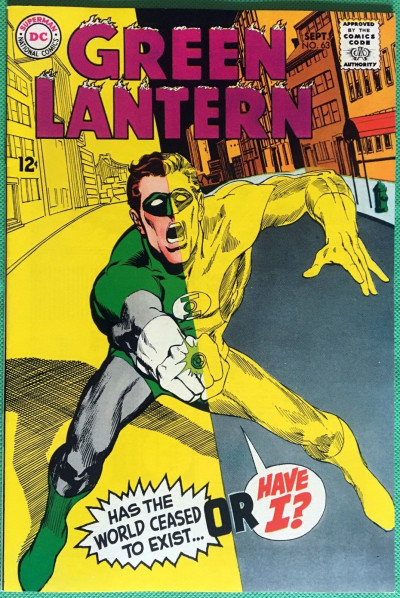 Green Lantern (1960) #63 VF/NM (9.0)