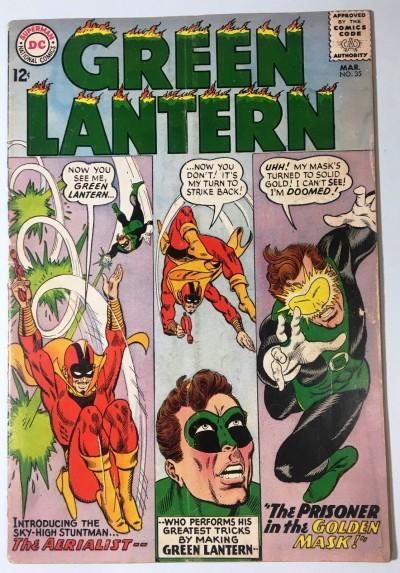 Green Lantern (1960) #35 VG (4.0)