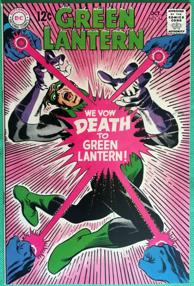 Green Lantern (1960) #64 VF/NM (9.0)
