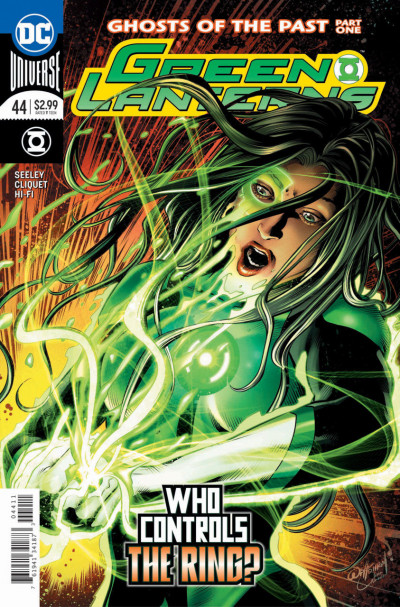 Green Lanterns (2016) #44 VF/NM Will Conrad Cover DC Universe