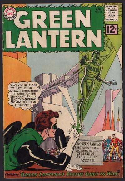 Green Lantern (1960) #12 VG+ (4.5)