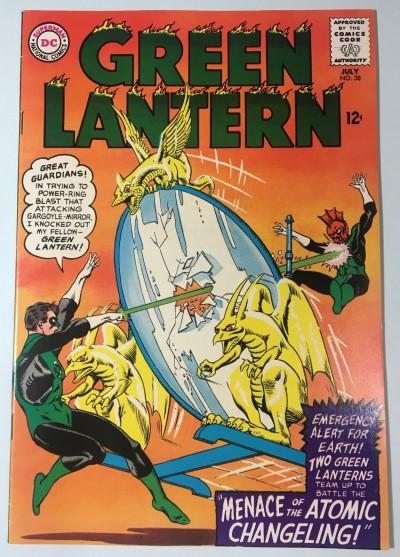 Green Lantern (1960) #38 VF- (7.5)