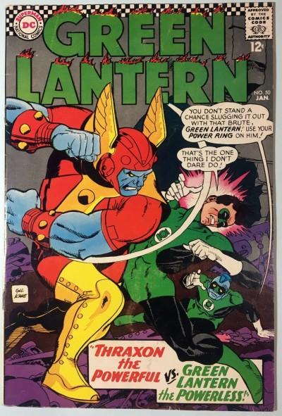 Green Lantern (1960) #50 FN+ (6.5)