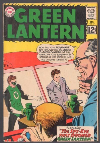 Green Lantern (1960) #17 VG/FN (5.0)