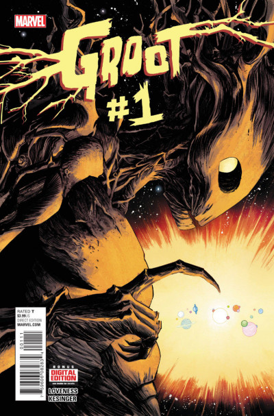 Groot (2015) #'s 1 2 3 4 5 VF/NM 1st Appearance Baby Groot Guardians