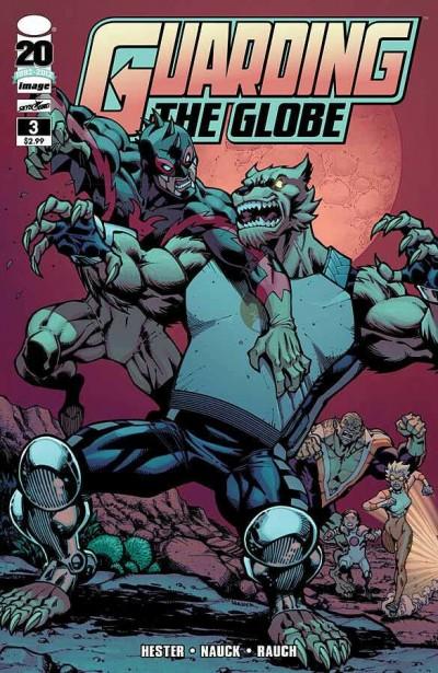 Guarding The Globe (2012) #3 VF/NM (9.0) Image Comics