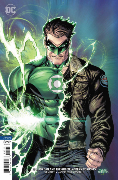Hal Jordan and the Green Lantern Corps (2016) #'s 42-50 Variant Cover VF/NM Set