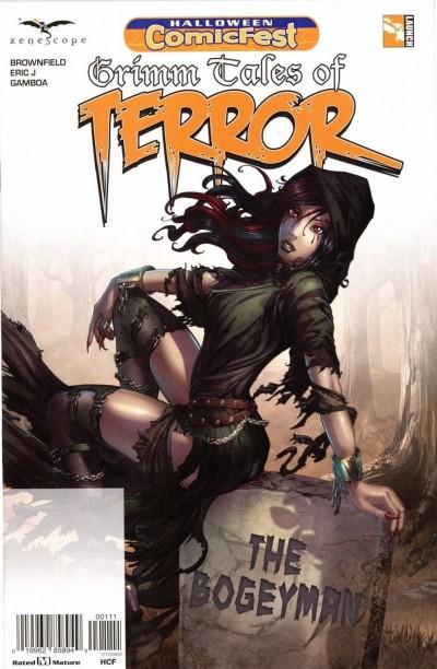 Halloween Comic Fest 2017 - Grimm Tales of Terror VF/NM Zenescope