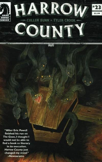 Harrow County (2015) #23 VF/NM Dark Horse Comics