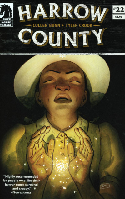 Harrow County (2015) #22 VF/NM Dark Horse Comics