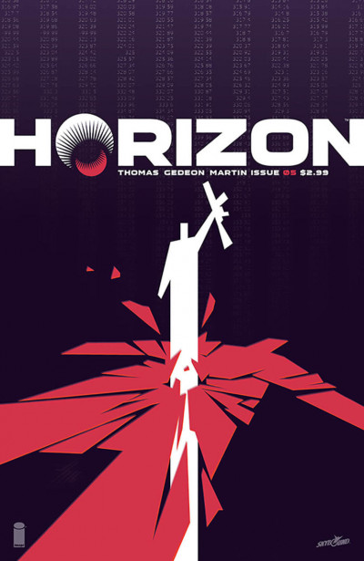 Horizon (2016) #5 VF/NM Image Comics
