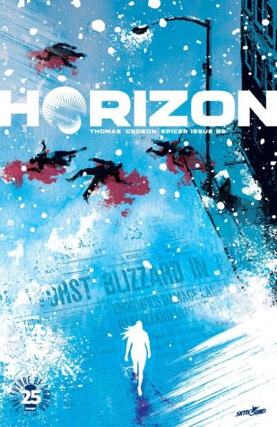Horizon (2016) #9 VF/NM Image Comics