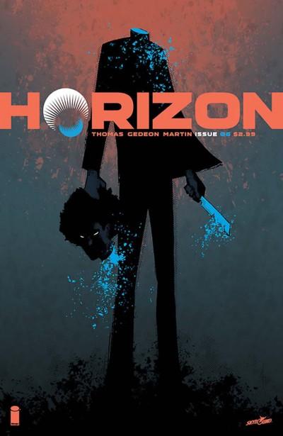 Horizon (2016) #6 VF/NM Image Comics