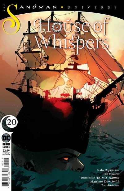 House of Whispers (2019) #20 VF/NM Vertigo Sandman Universe