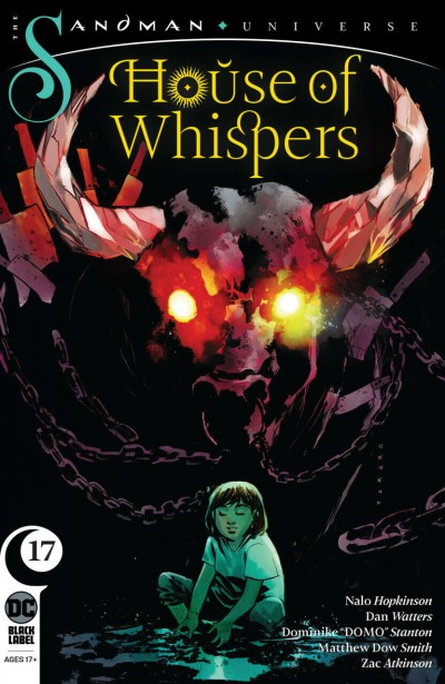 House of Whispers (2019) #17 VF/NM Vertigo Sandman Universe