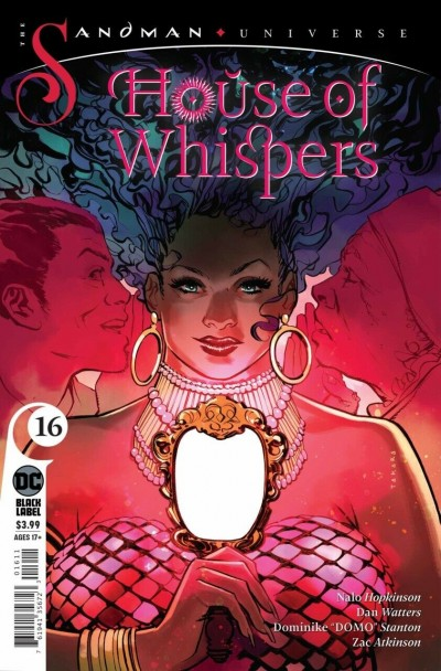 House of Whispers (2019) #16 VF/NM Vertigo Sandman Universe