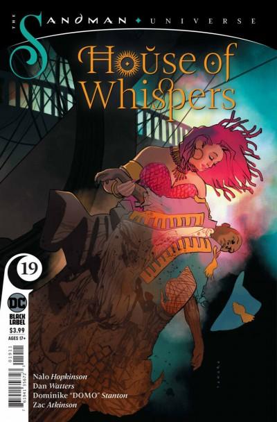 House of Whispers (2019) #19 VF/NM Vertigo Sandman Universe