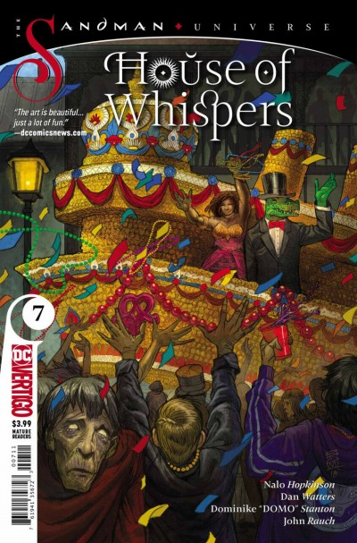 House of Whispers (2019) # VF/NM Vertigo Sandman Universe