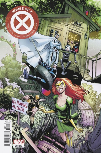 House of X (2019) #1 VF/NM-NM Humbero Ramos Party Variant Cover