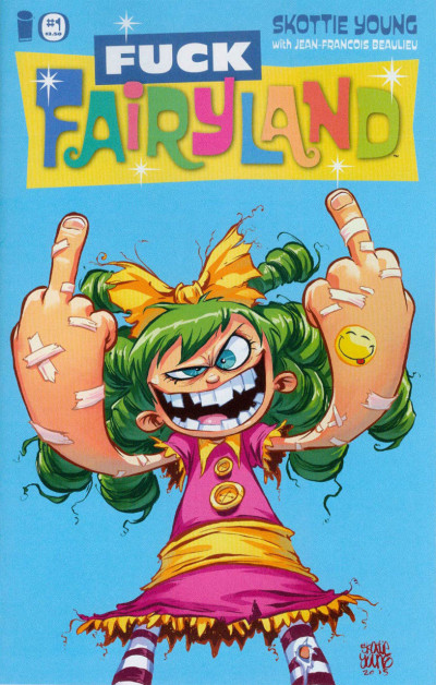 I Hate Fairyland (2015) #'s 1 2 3 5 6 7 8 9 10 Uncensored Variant Cover Set F*CK