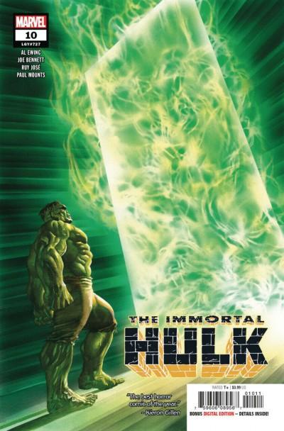 Immortal Hulk (2018) #'s 10 11 12 13 14 15 VF/NM-NM 1st App The One Below All