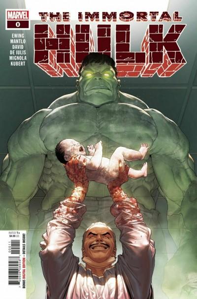 Immortal Hulk (2018) #0 VF/NM