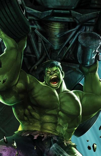 Immortal Hulk (2018) #17 (#734) VF/NM Marvel Battle Lines Variant Cover