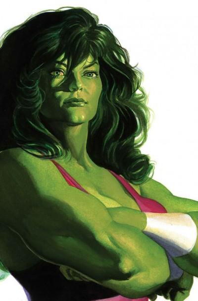 Immortal She-Hulk (2020) #1 VF/NM Alex Ross Timeless Variant Cover (She-Hulk)