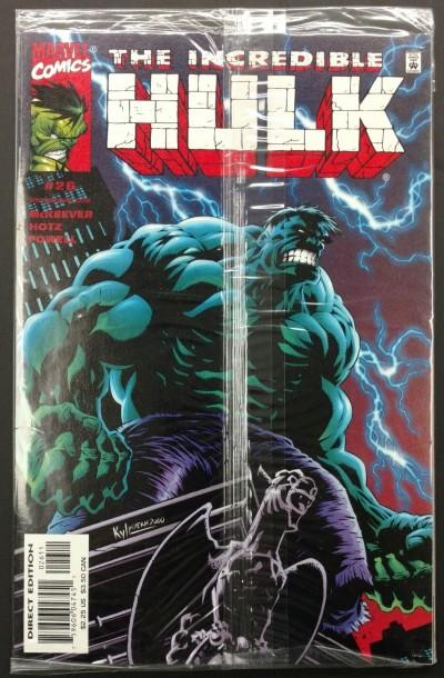 Incredible Hulk (2000) #26 VF/NM Sealed Bagged with MarvelOnline.net CD
