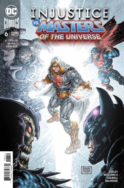 Injustice Vs. Masters of the Universe (2018) #6 of 6 VF/NM