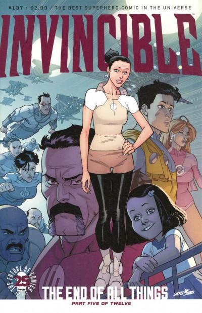 Invincible (2003) #137 VF/NM Robert Kirkman Image Comics