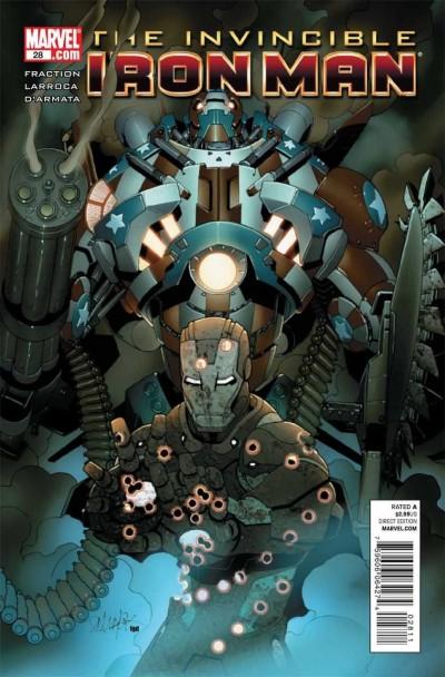 Invincible Iron Man (2008) #28 FN/VF - VF-