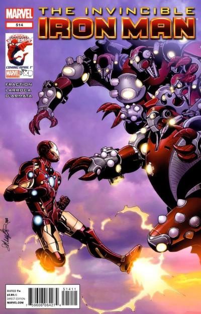 Invincible Iron Man (2008) #514 VF/NM