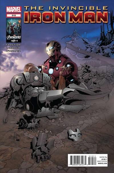 Invincible Iron Man (2008) #515 VF/NM