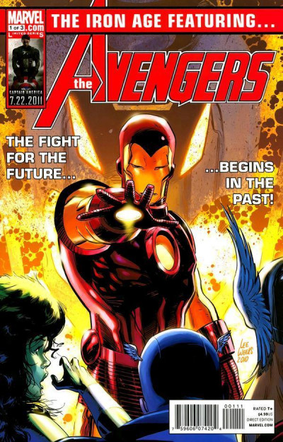 IRON AGE #1 OF 3 NM AVENGERS