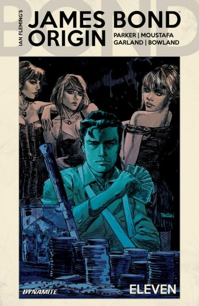 James Bond: Origin (2018) #11 VF/NM Dan Panosian Cover A Dynamite