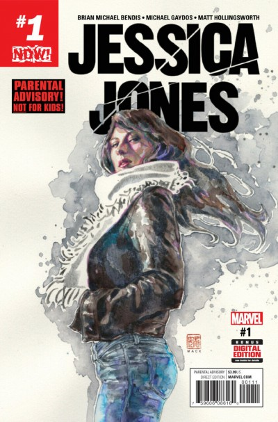 Jessica Jones (2016) #1 VF/NM David Mack Bendis Gaydos Now!
