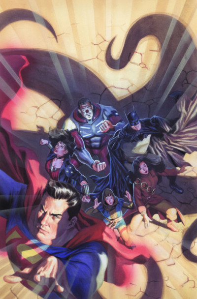 JLA THE 99 #1 OF 6 NM JUSTICE LEAGUE OF AMERICA