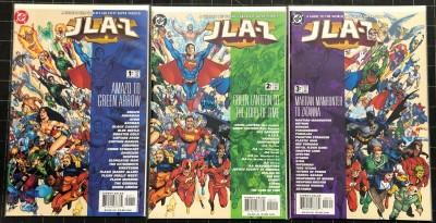 JLA-Z (2003) #1 2 3 VF/NM (9.0) Complete set