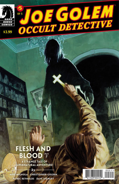 Joe Golem: Occult Detective--Flesh and Blood (2017) #5 of 5 VF Dark Horse