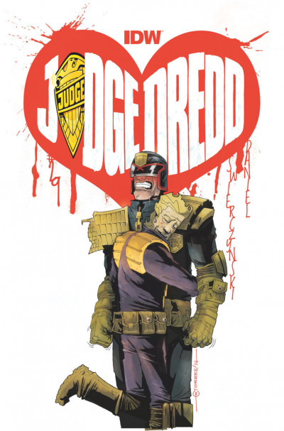 JUDGE DREDD (2012) #29 VF IDW
