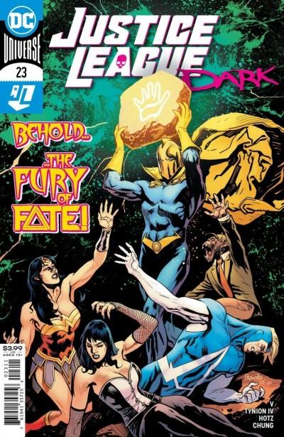 Justice League Dark (2018) #23 VF/NM Yanick Paquette Regular Cover