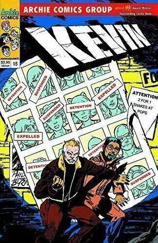 Kevin Keller (2012) #15 VF/NM Phil Jimenez X-men #141 Cover Swipe Variant