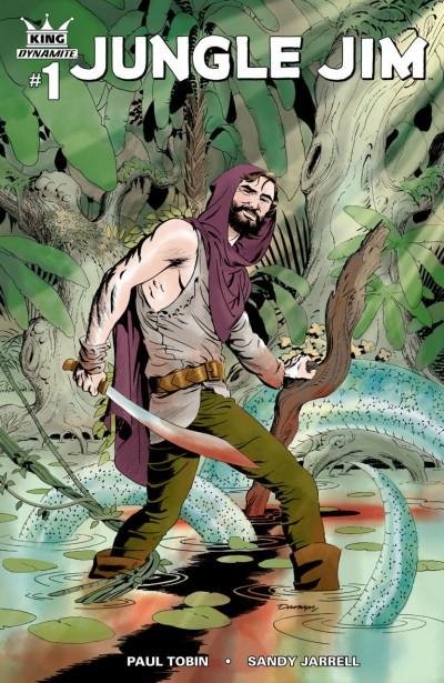 KING: JUNGLE JIM (2015) #1 VF/NM DARWYN COOKE COVER A DYNAMITE