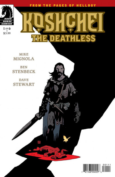 Koshchei the Deathless (2018) #1 of 6 VF/NM Mike Mignola Hellboy